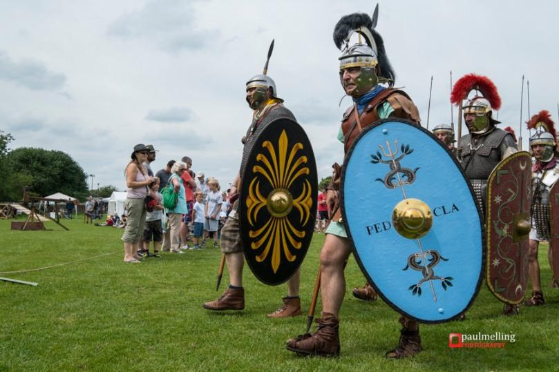 Festival marks Ribchester Roman Museum centenary