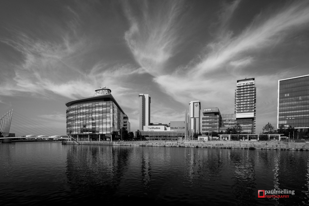 View of Media City