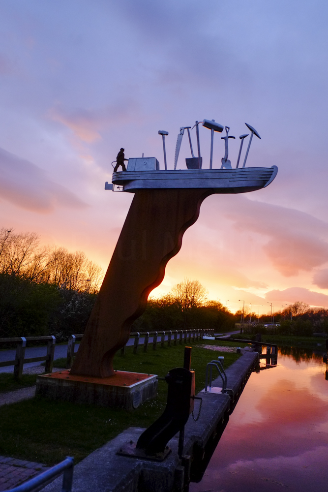 Ribble Link Sculpture