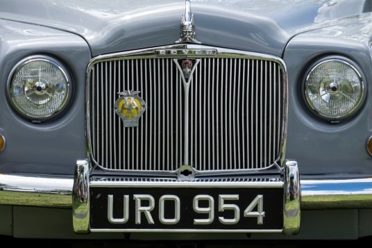 Classic Cars - Rover