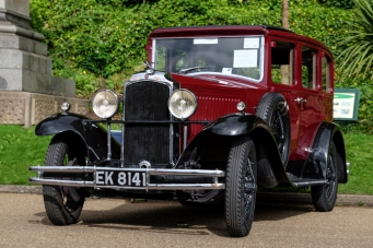 1931 Vauxhall Cadet [EK 8141]