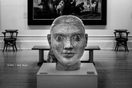 Dhruva Mistry's 'Her Head'
