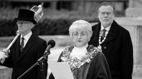 The Mayor of Preston