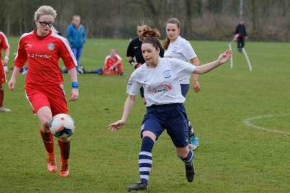 PNE Ladies v Penrith Ladies. PNE Lost 1-3