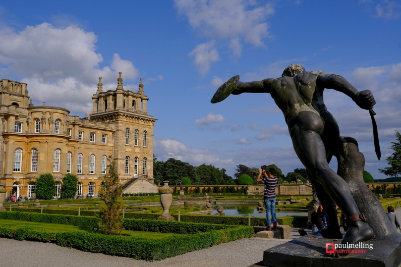 Oxford, Blenheim Palace-5797