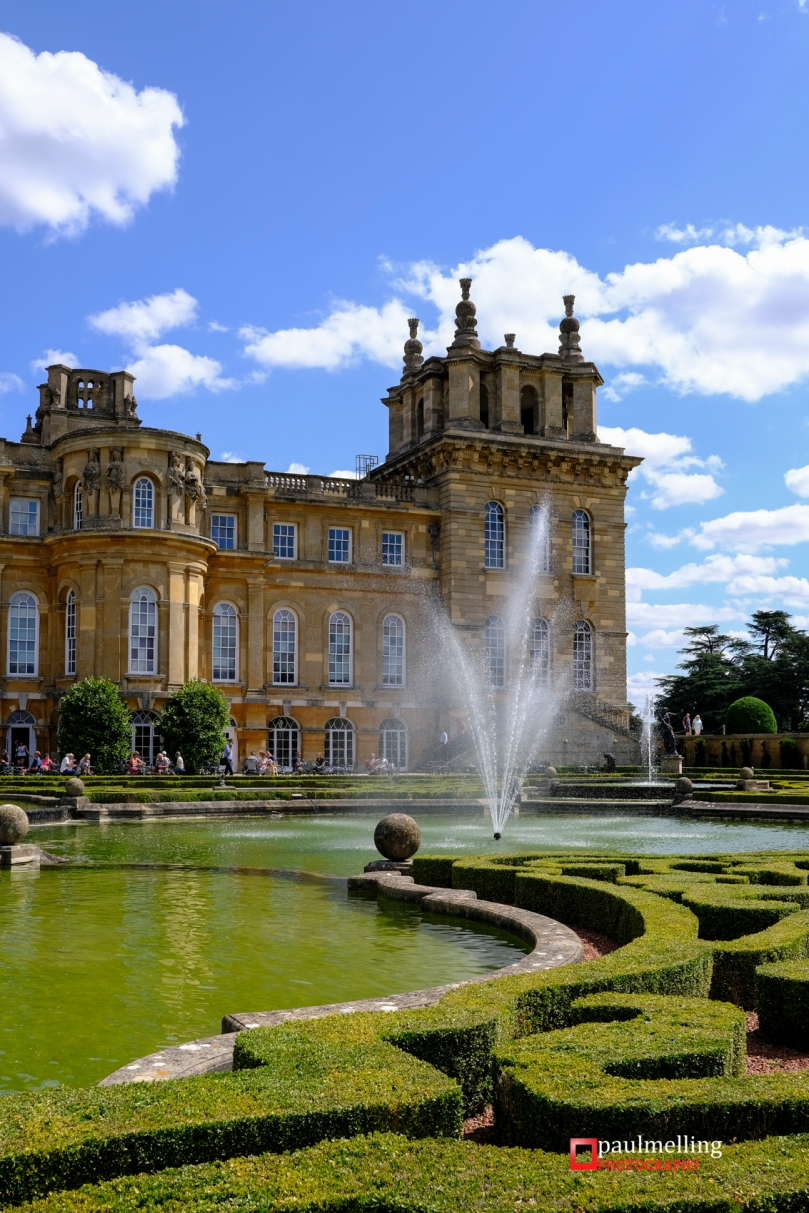 Oxford, Blenheim Palace-5923