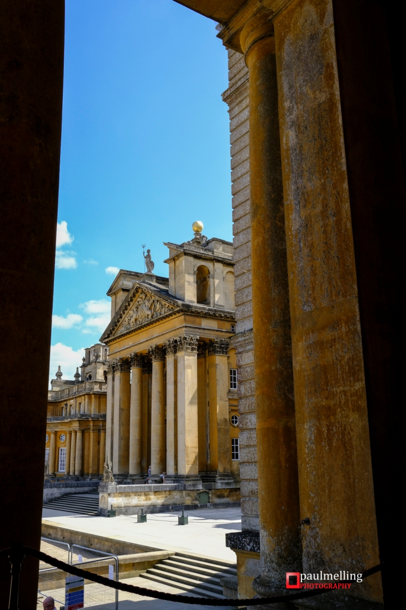 Oxford, Blenheim Palace-5981