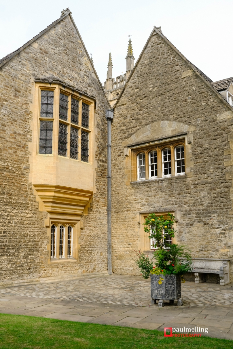 Oxford, Merton College-6518