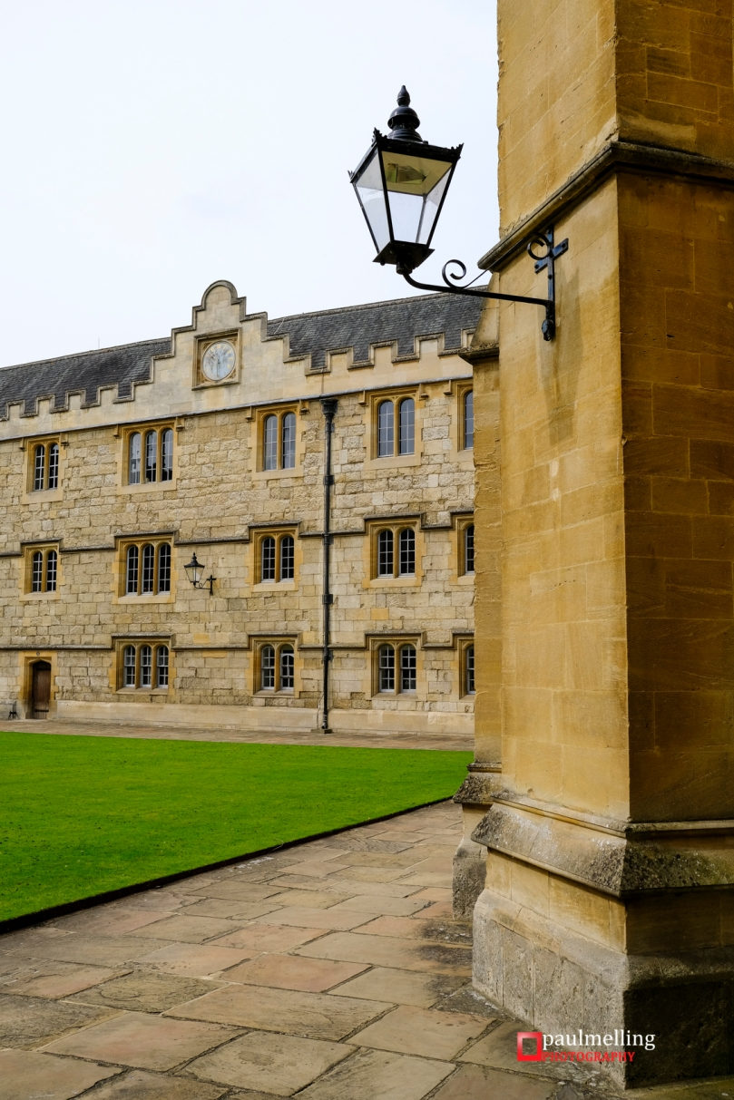 Oxford, Merton College-6523