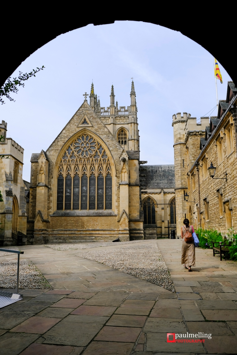 Oxford, Merton College-6537