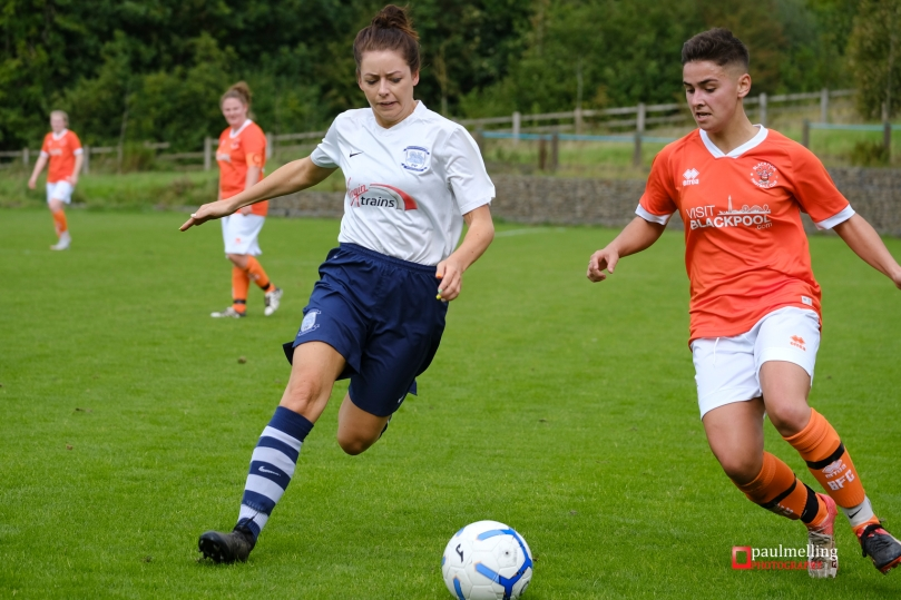 PNE Women FC v Blackpool Ladies FC-0440