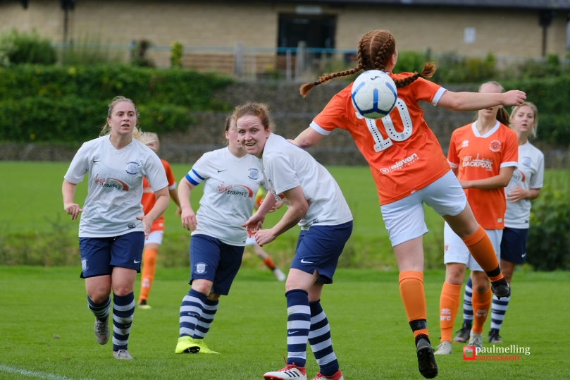 PNE Women FC v Blackpool Ladies FC-0563