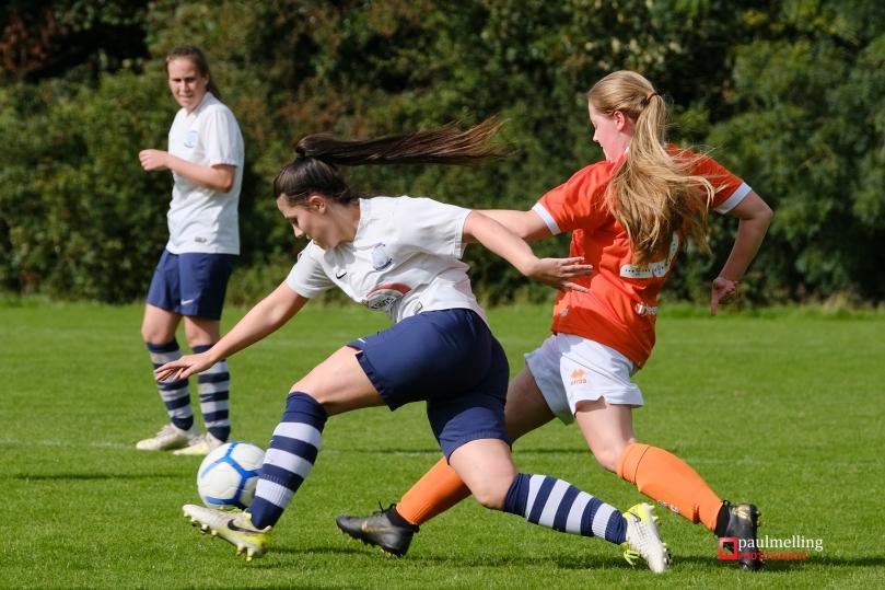 PNE Women FC v Blackpool Ladies FC-0909