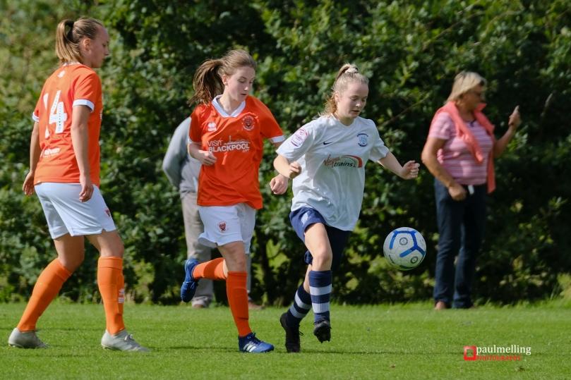PNE Women FC v Blackpool Ladies FC-0939