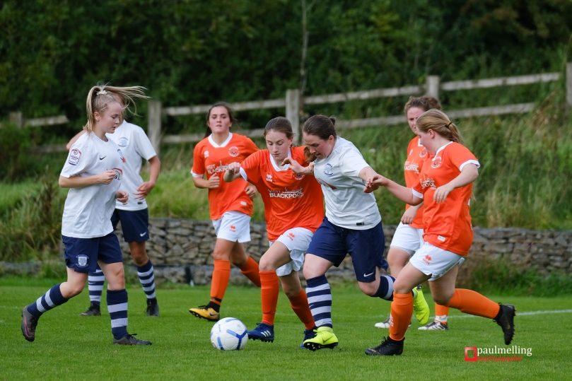 PNE Women FC v Blackpool Ladies FC-1060